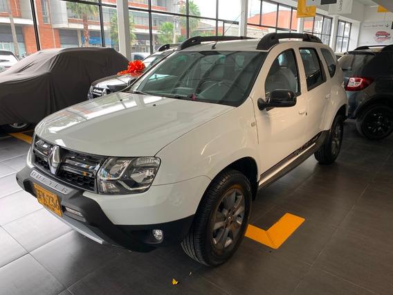 Renault Duster Aut 4x2 2.0cc Blanca 2019 Gfk236