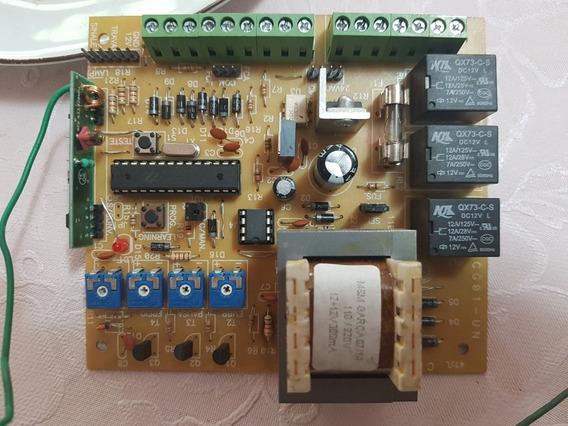 Placa Controladora De Portão Eletrônico Centerg Usada