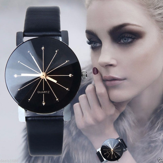 Relógio Feminino Luxo Casual Diamante Liquidação Promoção