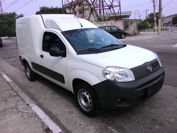 Fiat Fiorino 1.4 Hard Working 2018 Completa