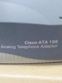 Cisco Ata 186 - Analog Telephone Adaptor