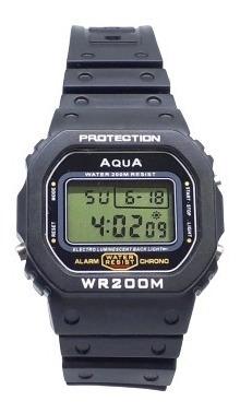 Aqua Gp-519 O Relógio Do Bolsonaro