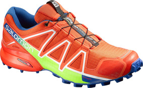 4e2e00a7e8 Zapatilla Masculina Salomon- Speedcross 4 M Rojo