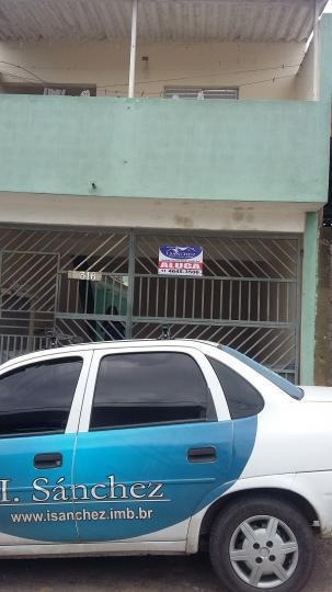 Casa Para Locação Em Itaquaquecetuba, Monte Belo, 1 Dormitório, 1 Banheiro - 170330b