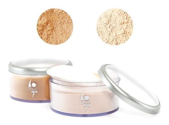 Polvo De Arroz Traslúcido Natural Sellador De Maquillaje /sa
