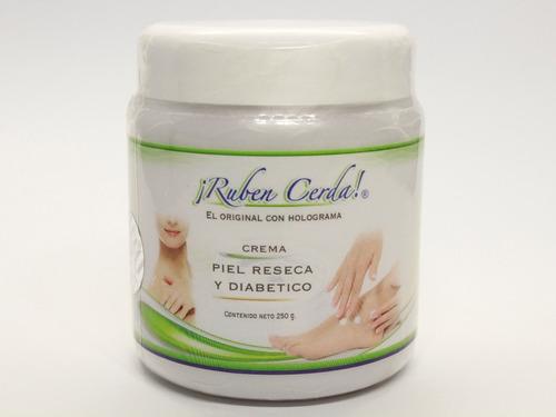 Crema Piel Reseca Y Diabética By Rubén Cerda®