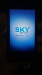 Celular Sky 4.0d Camara 5mp Doble Sim