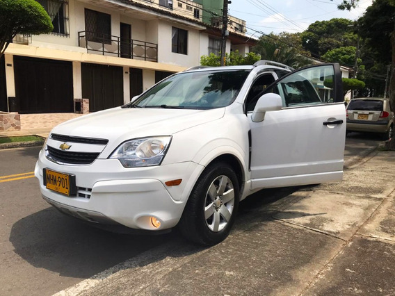 Chevrolet Captiva Sport 2.4 At Ct Full Equipo