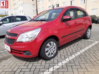 Chevrolet Agile 1.4 Mpfi 8v Flexpower 5p