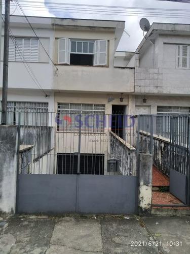 Imagem 1 de 15 de Sobrado Na Rua Alba - Ao Lado Da Vereador João De Luca - Mr77254