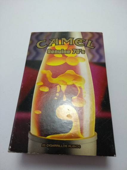 Marquilla Camel X 20 (a)