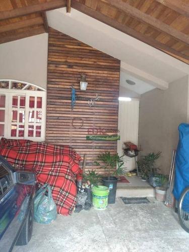 Imagem 1 de 30 de Casa Com 3 Dormitórios À Venda, 104 M² Por R$ 215.000 - Bem Virá - Tremembé/sp - Ca6134