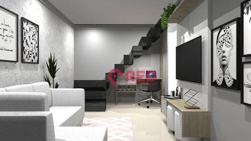 Sobrado Com 2 Dormitórios À Venda, 70 M² Por R$ 295.000,00 - Jardim Tulipas - Sorocaba/sp - So0023
