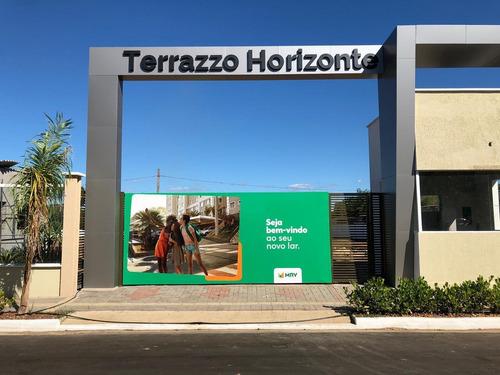 Imagem 1 de 13 de Terrazzo Horizonte - Pi - Ap0042_fire