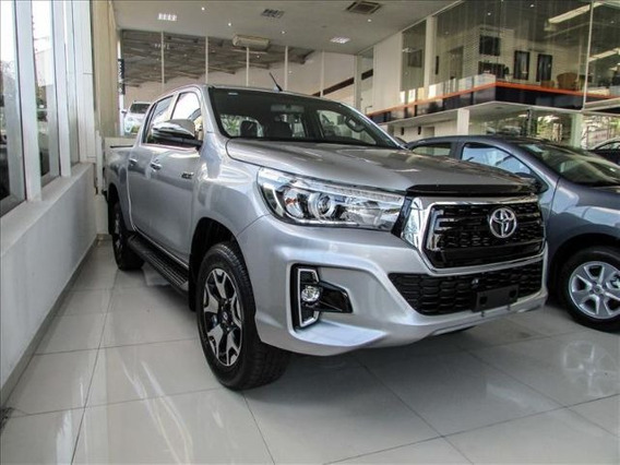 Toyota Hilux Cabine Dupla Hilux 2.8 Tdi Cd Srx 50th 4x4 (aut