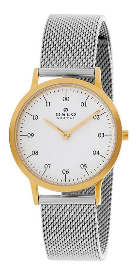 Relógio Feminino Slim Social Oslo Oftsss9t0002 S2sx