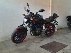 Yamaha Fz 07 2015