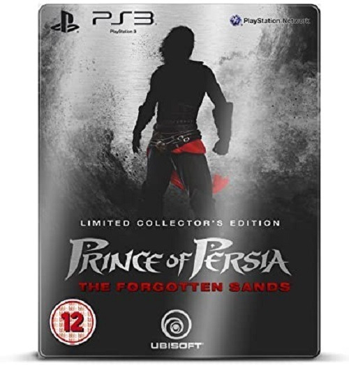 Jogo Prince Of Persia The Forgotten Sands Ps3 M. Fisica