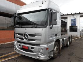 Mercedes Benz Actros 2546 6x2 Trucado 2018/2018 Teto Alto