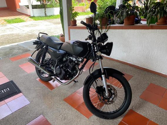Se Vende Moto Akt Nkdr 125cc Como Nueva!!! Mod 2021