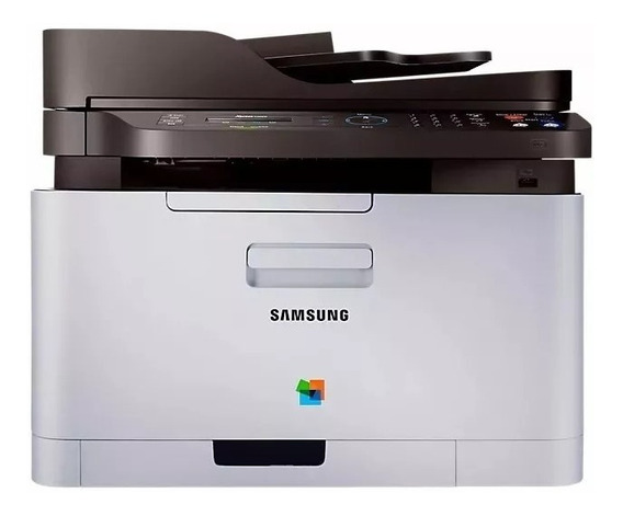 Impressora Multifuncional Samsung Color Xpress C 460 Fw C460