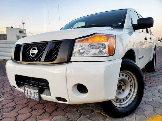 Nissan Titan Crew Cab S 4x2 Mt 2012