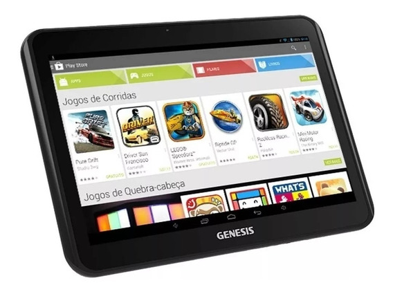 Tablet Genesis Gt-1440 10pol Quad Core Wifi 8gb 1gb Ram