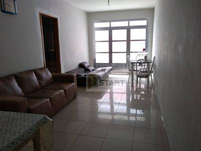 Apartamento Com 2 Dormitórios Para Alugar, 70 M² Por R$ 1.200/mês - Boqueirão - Praia Grande/sp - Ap6446