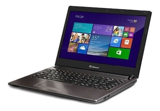 Notebook Daten Zmax Amd 4gb 500gb Windows 14