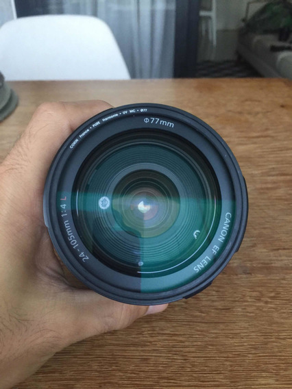 Canon Zoom 24-105mm, F4, L Is Usm