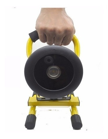 Refletor Holofote Fotografo Led Recarregável Portátil 2400l