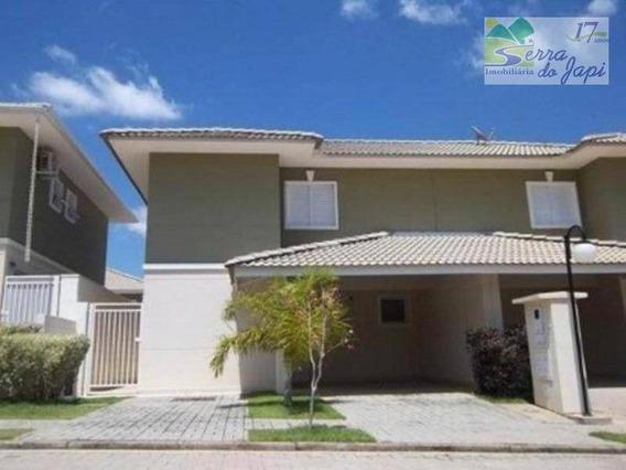 Casa Com 3 Dormitórios À Venda, 120 M² Por R$ 750.000,00 - Jardim Ermida I - Jundiaí/sp - Ca2059