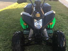 Cuatriciclo Zanella Fx 125cc Mad Max