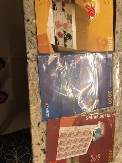 Sellos Postales Argentina 2000
