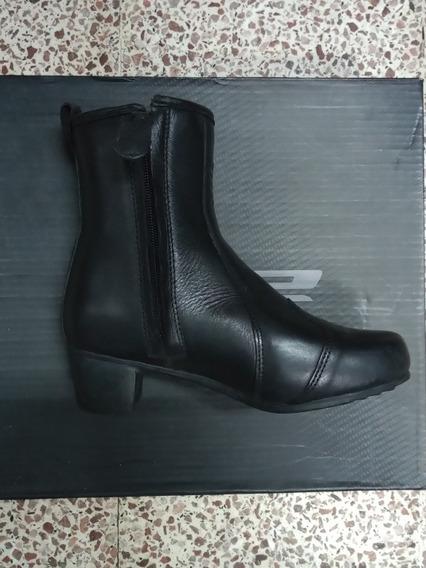 Bota Ls2 Boot Lady Bl01 Black Talle 37