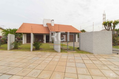 Casa Em Scharlau Com 4 Dormitórios - Vr27931