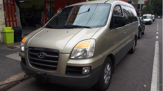 Hyundai H1 -2007 - 12 Pasajeros -