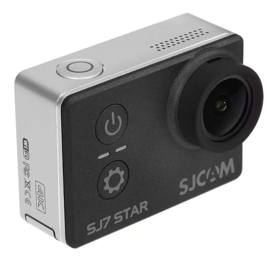 Camera De Ação Sjcam Sj7 Star