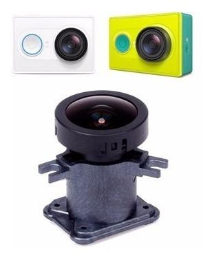 Lente Para Camera Xiaomi Yi - Grande Angular Fisheye