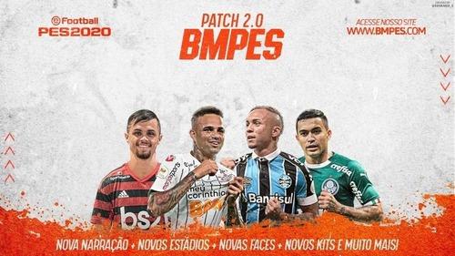 Patch Bmpes - Pes 2020 - Pc + Todas Atualizações