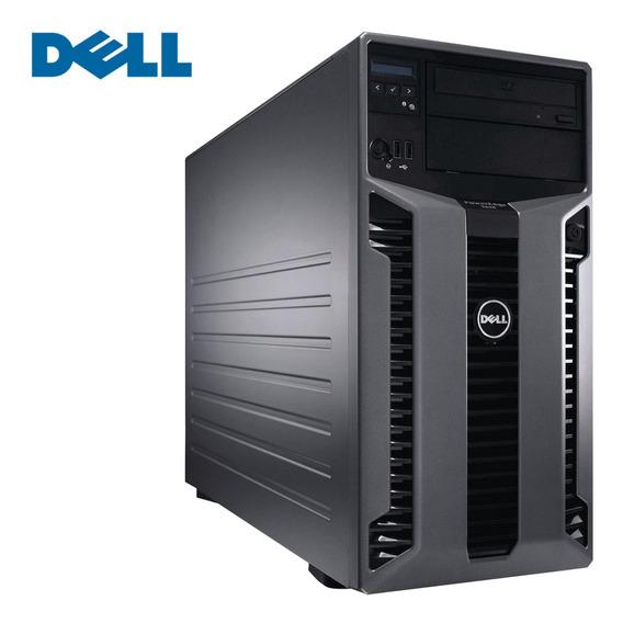 Servidor Dell Poweredge T610 24gb Xeon E5620 2 Hds Sas 300gb