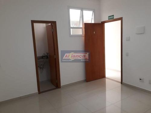 Sala Para Alugar, 17 M² - Jardim Rosa De Franca - Guarulhos/sp - Ai17828