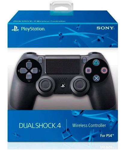 Joystick Control Ps4 Original Play 4 Negro Inalambrico ®