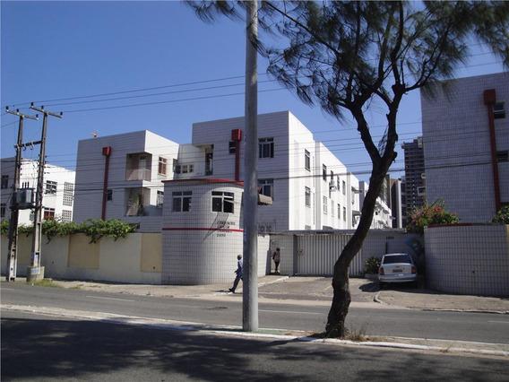 Apartamento Em Aldeota, Fortaleza/ce De 90m² 3 Quartos Para Locação R$ 1.000,00/mes - Ap617759