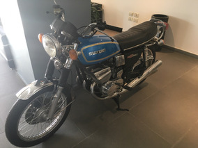 Suzuki Gt 380 1977