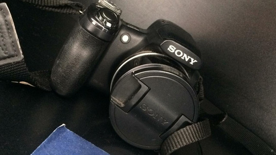 Câmera Fotográfica Dsc Hx1 Sony Semi Profissional