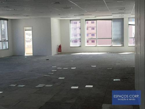 Conjunto Comercial Para Alugar, 279m² - Itaim Bibi - São Paulo/sp - Cj2412