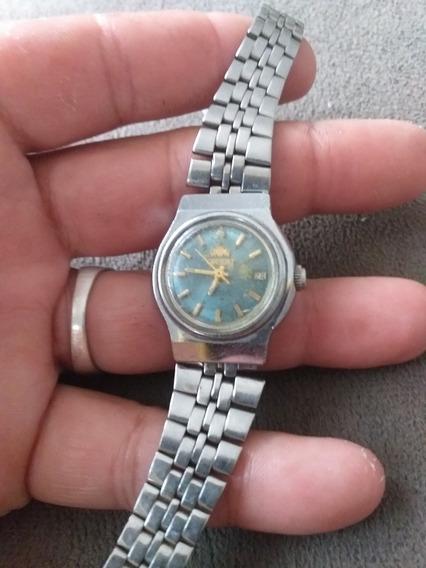 Relógio De Pulso Feminino Orient Os557eo29b P Conserto