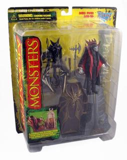 Dracula Monsters Mcfarlane Original!!!