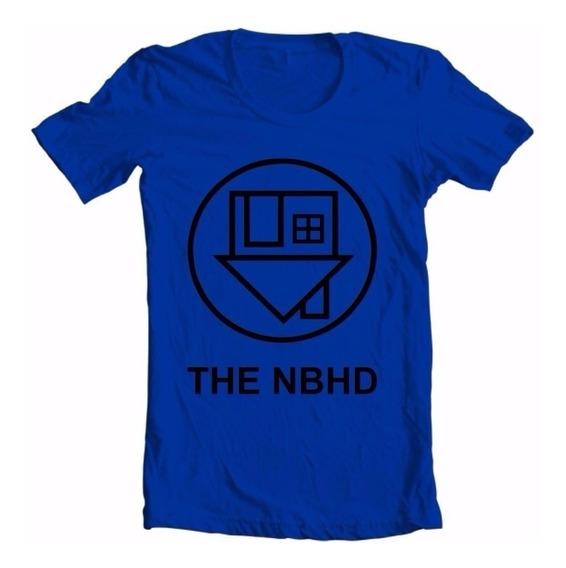 Camiseta Look The Neighbourhood Wiped Exclusiva